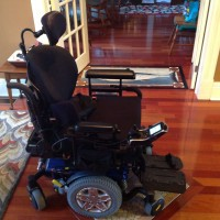 Deluxe power chair for sale
